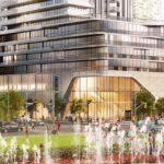 ground floor amenities of Toronto Star Building